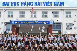 ĐH Hàng hải Việt Nam công bố điểm chuẩn năm 2018