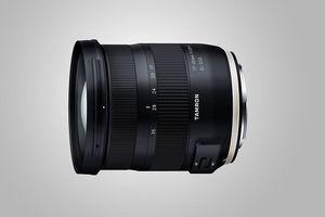 Tamron ra mắt ống kính 17-35mm f2.8-4 Di OSD dành cho máy ảnh DSLR