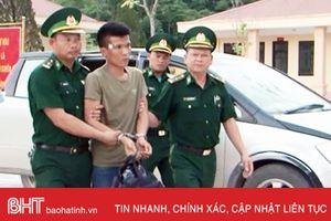 Xách 3.000 viên ma túy tổng hợp qua cửa khẩu ở Hà Tĩnh để lấy 20 triệu đồng