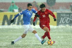 Tăng cường điểm vé bán trận Olympic Việt Nam - U.23 Uzbekistan, tránh vé giả