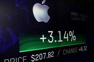 Lực đẩy từ nhóm cổ phiếu công nghệ khiến chứng khoán Mỹ đi lên