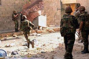 Chiến sự leo thang, quân đội Syria khai hỏa diệt IS ở Sweida
