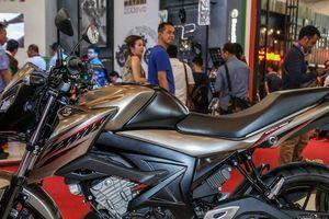 Suzuki GSX-150 Bandit ra mắt, thị trường xe côn tay 'dậy sóng'