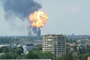 Nổ lớn rung chuyển gần sân bay ở Bologna, 57 người thương vong