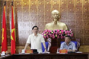 Thúc tiến độ dự án nối Lai Châu và cao tốc Nội Bài-Lào Cai