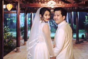 Chị Nhã Phương nói gì trước tin đồn em gái sắp cưới Trường Giang?