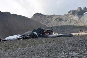 Máy bay cũ từ Thế chiến II rơi ở Thụy Sỹ, 20 người tử nạn