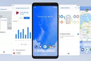 Android Pie phát hành với nhiều tính năng thông minh hơn
