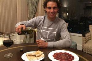 Rafael Nadal tiết lộ chế độ dinh dưỡng để duy trì phong độ cao