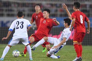Tung đội hình mạnh nhất, U23 Việt Nam may mắn hòa U23 Uzbekistan