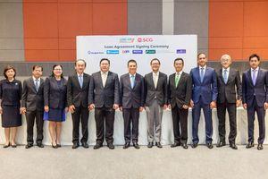 SCG kí hợp đồng vay trị giá 3,2 tỉ USD với 6 tổ chức tài chính