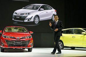 Toyota Vios 2018 từ 531 triệu tại Việt Nam có gì 'hot'?