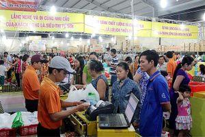Hàng Việt lan tỏa trên đất 9 rồng