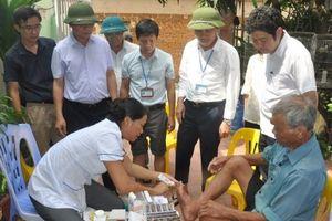 Hà Nội: Vẫn còn 20 hộ ngập úng tại Quốc Oai