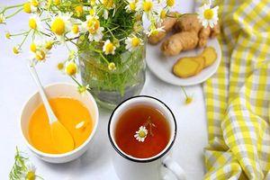 Chỉ với 1 ly nước uống làm từ trà hoa cúc, chứng táo bón lâu ngày cũng được trị khỏi nhanh chóng