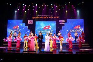 Ca sĩ Trọng Tấn sẽ tham gia chương trình nghệ thuật 'Tự hào Tổ Quốc Việt Nam'