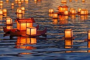 Khám phá Lễ hội vu lan ở đất nước mặt trời mọc