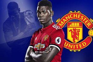 Mino Raiola: 'Tôi muốn Paul Pogba sớm rời khỏi Manchester United'