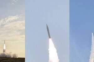 VIdeo: Trung Quốc thử tàu lượn siêu thanh có thể mang đầu đạn hạt nhân