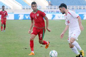 Olympic Palestine đánh rơi chiến thắng ở phút bù giờ