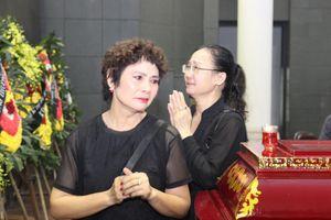 Lễ tang NSƯT Bùi Cường: NSND Minh Châu, Thanh Quý, Như Quỳnh nghẹn ngào bật khóc