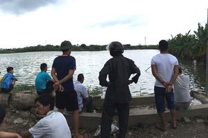 Nam thanh niên quê Hải Dương tử vong dưới hồ câu cá