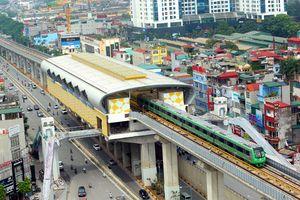 Đường sắt đô thị Cát Linh - Hà Đông chạy thử sớm