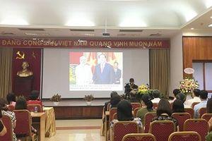 Tăng cường giao lưu quan hệ Việt Nam - Ấn Độ