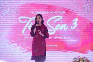 'Tim Sen 3' tri ân người mẹ làng SOS