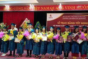 Ngày hội việc làm cho sinh viên du lịch