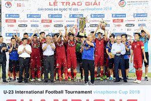 Tuyển bóng đá Olympic Việt Nam dự ASIAD 18 không có Văn Lâm, Hồng Duy