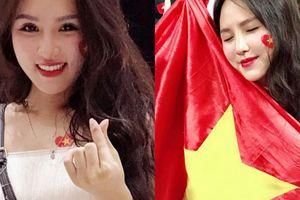 'Đứng hình' với dàn hot girl 'thả tim' đêm U23 Việt Nam vô địch
