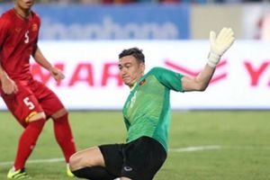 Lỡ hẹn ASIAD 2018, thủ môn Đặng Văn Lâm nói gì?
