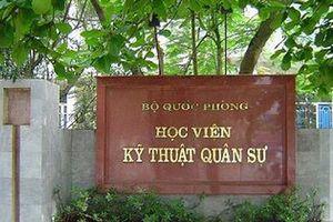 Thí sinh Sơn La, Hòa Bình, Lạng Sơn đỗ thủ khoa các trường quân đội