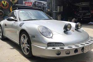 Porsche 911 tiền tỷ, độ 'siêu dị' của Đặng Lê Nguyên Vũ