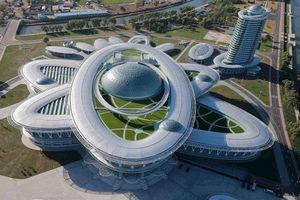 Khâm phục loạt công trình kiến trúc ấn tượng nhất Triều Tiên