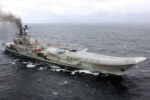 Tàu sân bay duy nhất của Nga sắp được nâng cấp để mang theo MiG thế hệ 4++