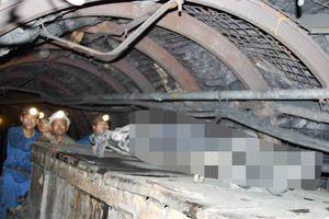 Sập hầm lò tại Quảng Ninh, 1 người chết, 3 người bị thương