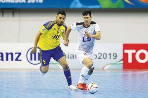 Thái Sơn Nam quyết đấu nhà vô địch châu Á