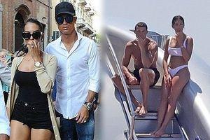 Ronaldo cùng bồ nóng bỏng dạo bước Milan, tắm biển Ibiza