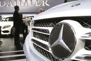 Công nghiệp ô tô thế giới: Điêu đứng vì 'bão thương mại'