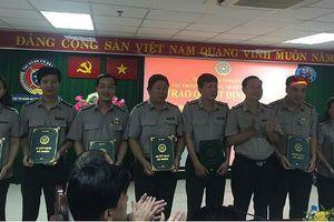 TP Hồ Chí Minh: Trao quyết định bổ nhiệm Chấp hành viên trung cấp