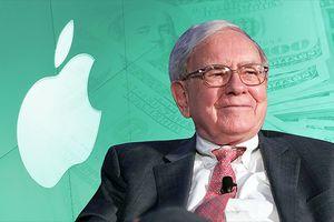 Tỷ phú Warren Buffet sở hữu 51 tỷ USD cổ phiếu Apple