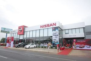 Vĩnh Phúc có thêm đại lý Nissan chính hãng đầu tiên