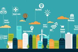 Đến năm 2025, thực hiện giai đoạn 1 thí điểm phát triển đô thị thông minh