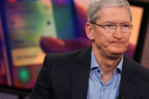 Apple sắp 'hứng đòn' chiến tranh thương mại Mỹ-Trung?