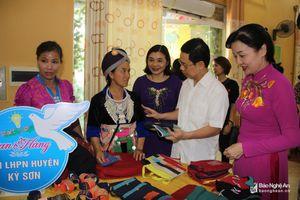 Ra mắt các mô hình sản xuất, kinh doanh trong 'Ngày Phụ nữ khởi nghiệp'