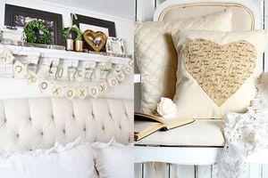 Thắp lửa yêu đương với thiết kế phòng ngủ siêu lãng mạn
