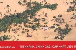 Thế giới ngày qua: Lào dừng mọi dự án xây dựng thủy điện sau vụ vỡ đập