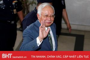 Cựu Thủ tướng Malaysia Najib Razak bị truy tố thêm 3 tội danh rửa tiền